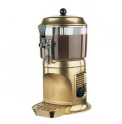 Аппарат для горячего шоколада Ugolini Delice 3lt gold - фото 1