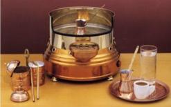 Аппарат для кофе на песке Johny AK/8-1 - фото 1
