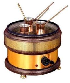 Аппарат для кофе на песке Johny AK/8-3 - фото 2