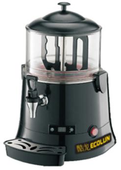 Аппарат для приготовления горячего шоколада Ecolun 5L (черный) - фото 1