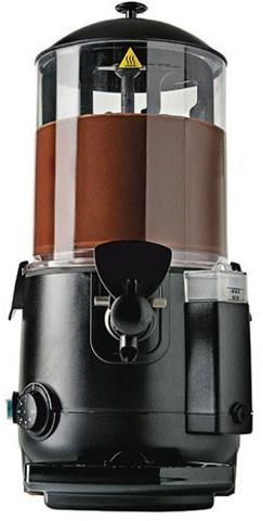 Аппарат для приготовления горячего шоколада Master Lee Choco - 10L (черный) - фото 1