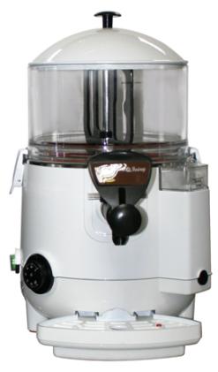 Аппарат для приготовления горячего шоколада Master Lee Choco - 5L (белый) - фото 1