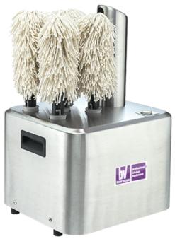 Аппарат для сушки и полировки бокалов Besservacuum Speedy Glass - фото 1
