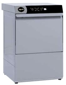 Cтаканомоечная машина фронтальная Apach AF402 - фото 1