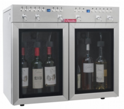 Диспенсер для вина La Sommeliere DVV6SS - фото 1