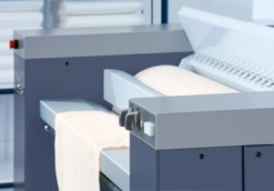Гладильная машина Miele PM 1318 (покрытие вала-ламели