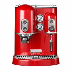 Кофемашина KitchenAid Artisan 5KES2102EER Espresso красная - фото 1
