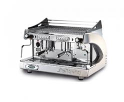 Профессиональная кофемашина Royal Synchro P4 2GR 14LT - фото 1