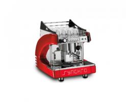 Профессиональная кофемашина Royal Synchro P6 1GR 4LT Motor-pump - фото 1