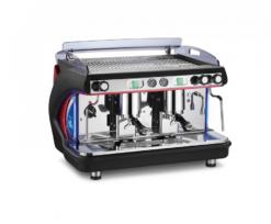Профессиональная кофемашина Royal Synchro T2 2GR 11LT - фото 1