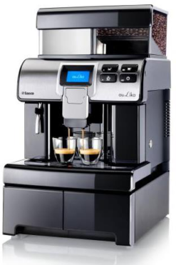 Профессиональная кофемашина Saeco Aulika Office - фото 1