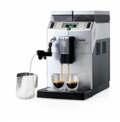 Профессиональная кофемашина Saeco Lirika Plus Silver - фото 1