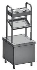 ШКОЛЬНИК прилавок для приборов с хлебницей ПП-2-6/7СХ - фото 1