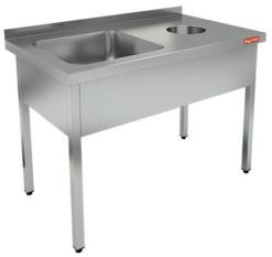 Ванна моечная Hicold НДСО1М-12/6БП (БЛ) - фото 1