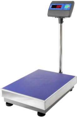 Весы напольные Cas СКЕ-60-4050 - фото 1