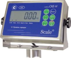 Весы напольные Cas СКЕ-Н-500-6080 - фото 1
