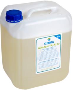 Жидкое высокощелочное моющее средство Cleaneq Alkadem N/A220 для посудомоечных машин
