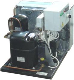 Агрегат компрессорно-конденсаторный Эльф 4М ИПКС-116-4 - фото 1