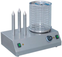 Аппарат для приготовления хот-догов STARFOOD HD-TW - фото 1