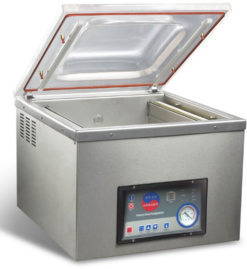 Аппарат упаковочный вакуумный Indokor IVP-450/A GAS - фото 1