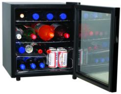 Барный холодильник Cooleq TBC-46 - фото 1