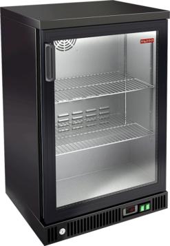 Барный холодильный шкаф Hicold SGD150 - фото 1