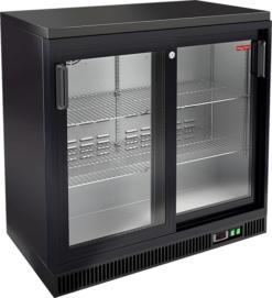 Барный холодильный шкаф Hicold SGD250SL - фото 1