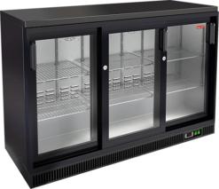 Барный холодильный шкаф Hicold SGD315SL - фото 1