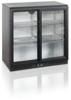 Барный холодильный шкаф Tefcold BA20S-I - фото 1