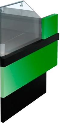 """Боковина Enteco """"Немига Cube"""" ВС S (левая в сборе) - фото 1"""