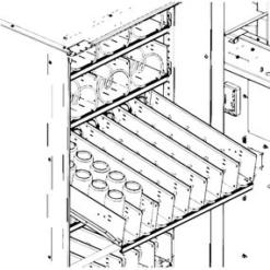 Дополнительная полка Unicum для FoodBox Long - фото 1