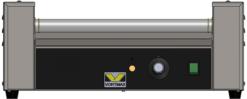 Гриль роликовый Vortmax HD R EST 5 - фото 1