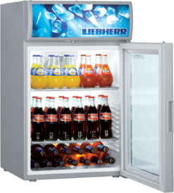 Настольный холодильный шкаф Liebherr BCDv 1002 - фото 1