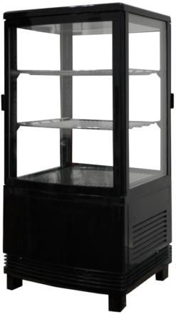 Холодильная витрина Koreco RT58L2Rblack - фото 1