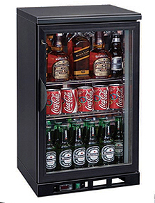 Холодильная витрина Koreco SC150SD - фото 1