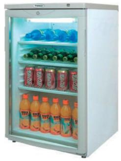 Холодильный шкаф Enigma SC-85 White - фото 1