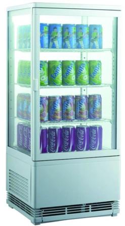 Холодильный шкаф Gastrorag RT-78W - фото 1