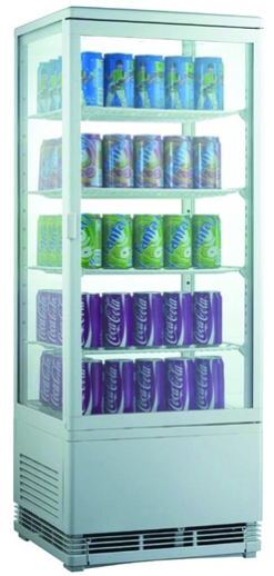 Холодильный шкаф Gastrorag RT-98W - фото 1