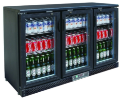 Холодильный шкаф Gastrorag SC315G.A - фото 1