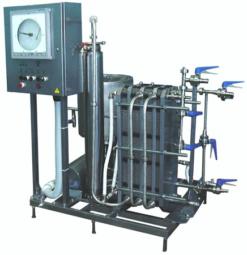 Комплект оборудования для пастеризации Эльф 4М ИПКС-013-1000С - фото 1