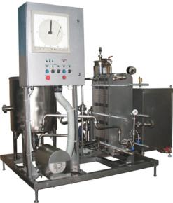 Комплект оборудования для пастеризации Эльф 4М ИПКС-013-2000 - фото 1