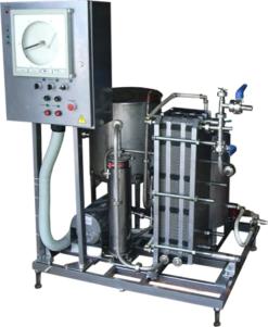 Комплект оборудования для пастеризации Эльф 4М ИПКС-013-500 - фото 1