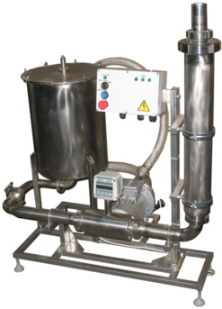Комплект оборудования для учета и фильтрации молока Эльф 4М ИПКС-0121-15000УФ(Н) - фото 1