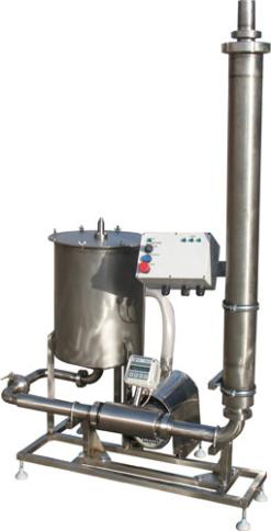 Комплект оборудования для учета и фильтрации молока Эльф 4М ИПКС-0121-25000УФ(Н) - фото 1