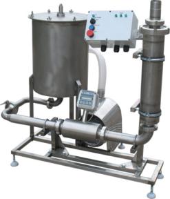Комплект оборудования для учета и фильтрации молока Эльф 4М ИПКС-0121-6000УФ(Н) - фото 1