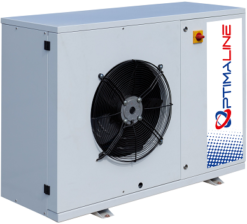 Компрессорно-конденсаторный блок Optima CALIBER-3-YM43E1G Стандарт - фото 1