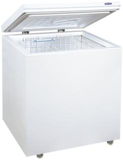 Ларь морозильный Бирюса-200VK - фото 1