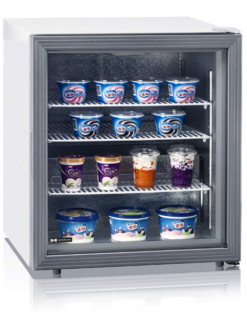 Морозильный шкаф Hurakan HKN-UF100G - фото 1