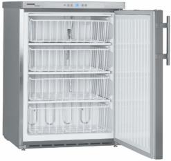 Морозильный шкаф Liebherr GGU 1550 нерж - фото 1