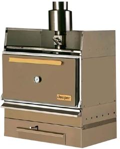 Печь на твердом топливе Josper HJX 50-M BC - фото 1